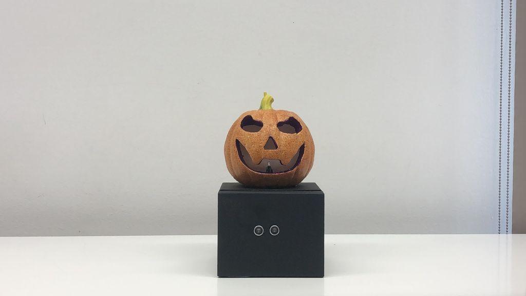 Picture of Interactive Pumpkin