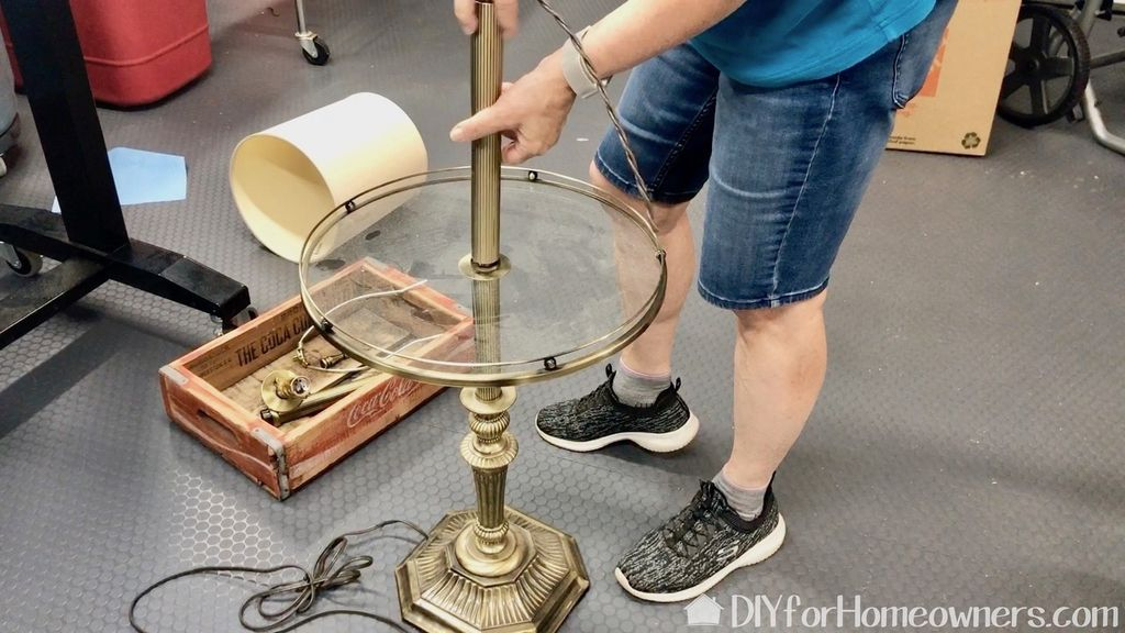 Picture of Deconstruct the Lamp