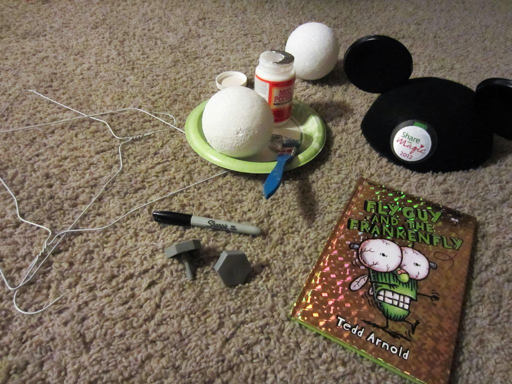 Picture of Gather Supplies and Tools