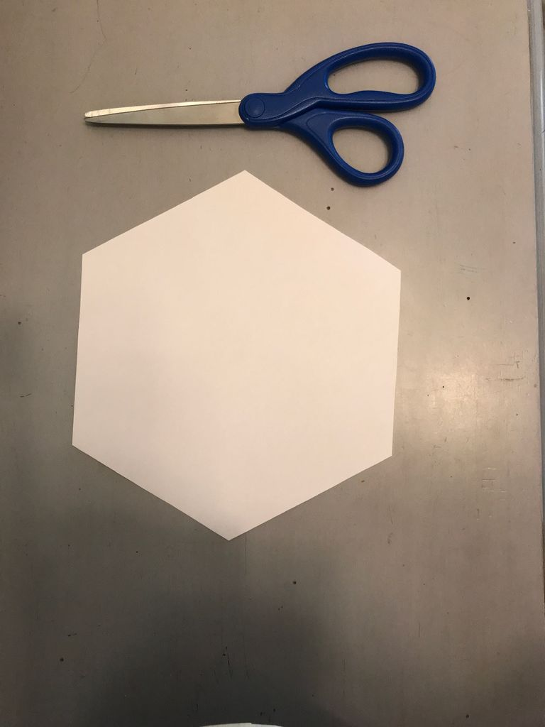 Picture of Draw a Perfect Hexagon