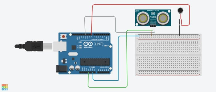 Set the Arduino and Wire Up