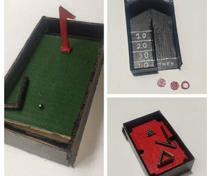 Mini Golf, Miniaturized Pool/Billiards and ShuffleBoard