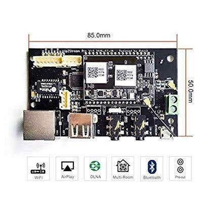 Picture of HiFi Multi-room WiFi & Bluetooth Speaker