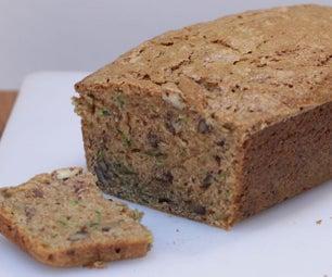 最好的西葫芦面包