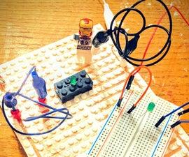 Making a LEGO Breadboard