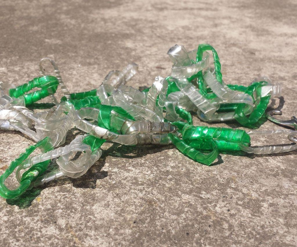 Plastic Bottle Chain