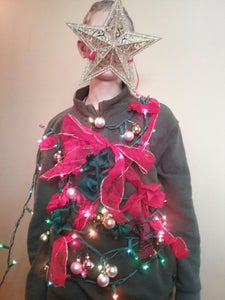 """Top Off the """"Tree"""" With a Star!"""