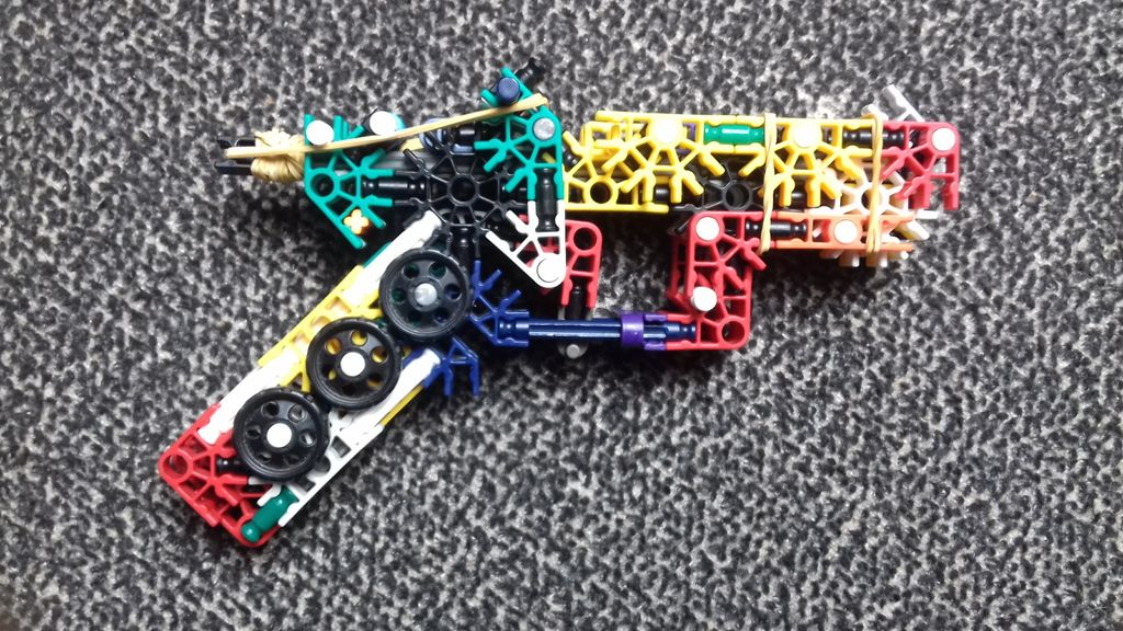 Picture of Knex Glock