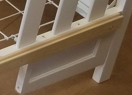 Miraculous Adapting A Crib For A Wheelchair User 21 Steps Ibusinesslaw Wood Chair Design Ideas Ibusinesslaworg