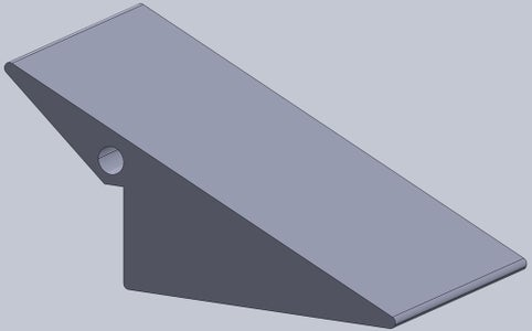 The Hinged Wedge