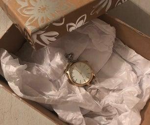 Sentimental Watch Necklace