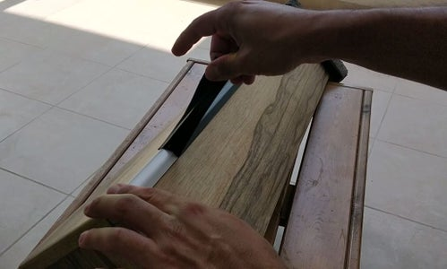 Painting With Clear Protective Top Coat