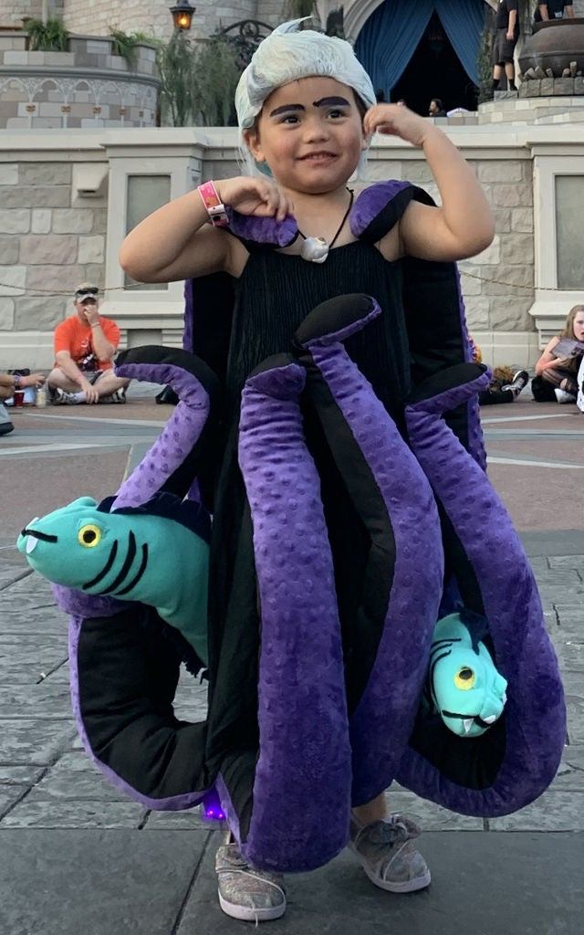 Picture of Ursula the Sea Witch Costume