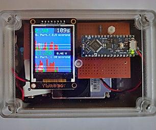 便携式微粒测量
