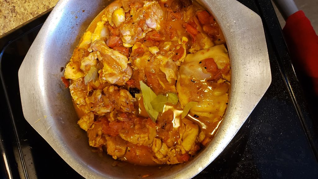 Picture of Let Chicken Curry Cook