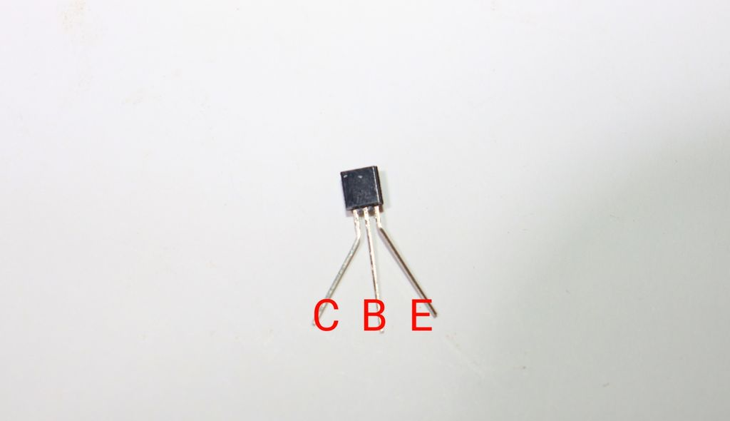 Picture of Transistor - BC547