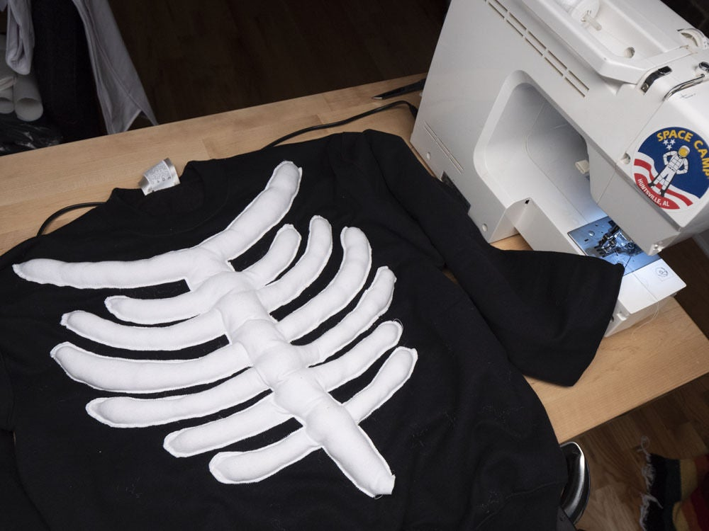 Picture of Stuff and Finish Ribcage