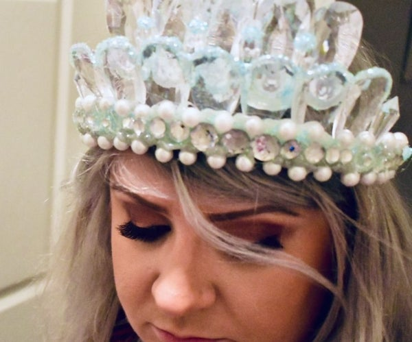 Frozen Queen Crown