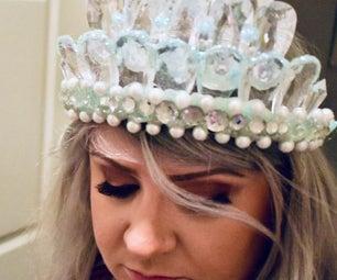 冰冻女王皇冠