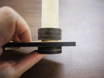 Step 7: Assemble Parts / Spacer