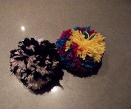Pompom Puff Ball