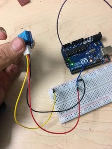 Preparation of Each Sensor