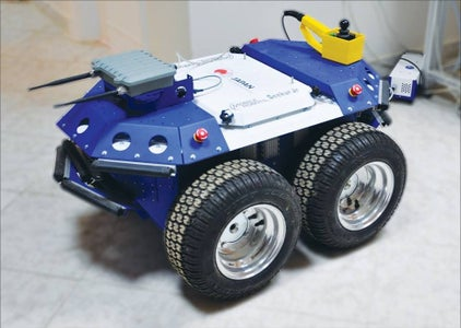 Definition of Mobile Robots and the Goal of Making This Instructable.