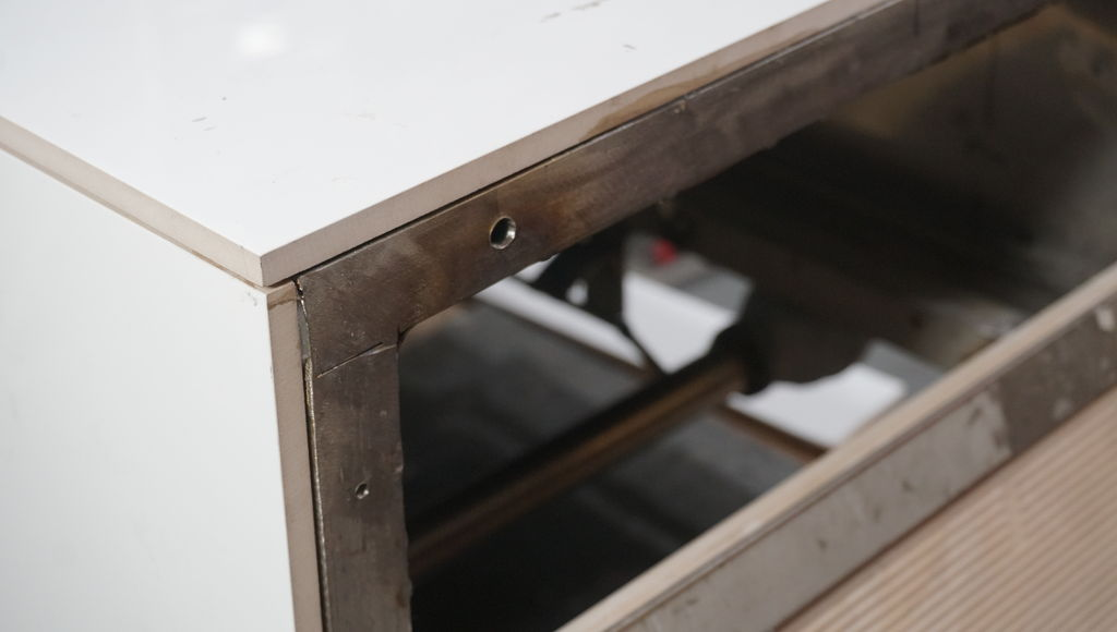 Picture of Oven Front/Door and Assembly
