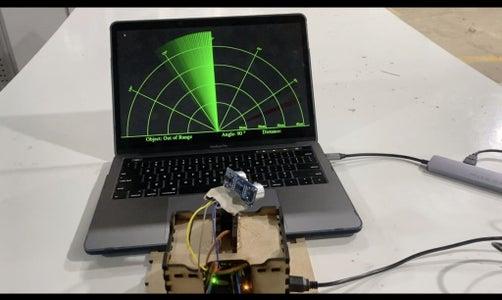 Radar Detection Software