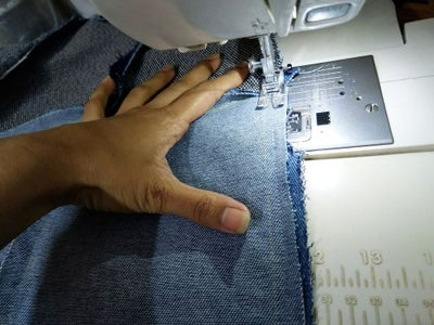 Stitching All the Panels Together