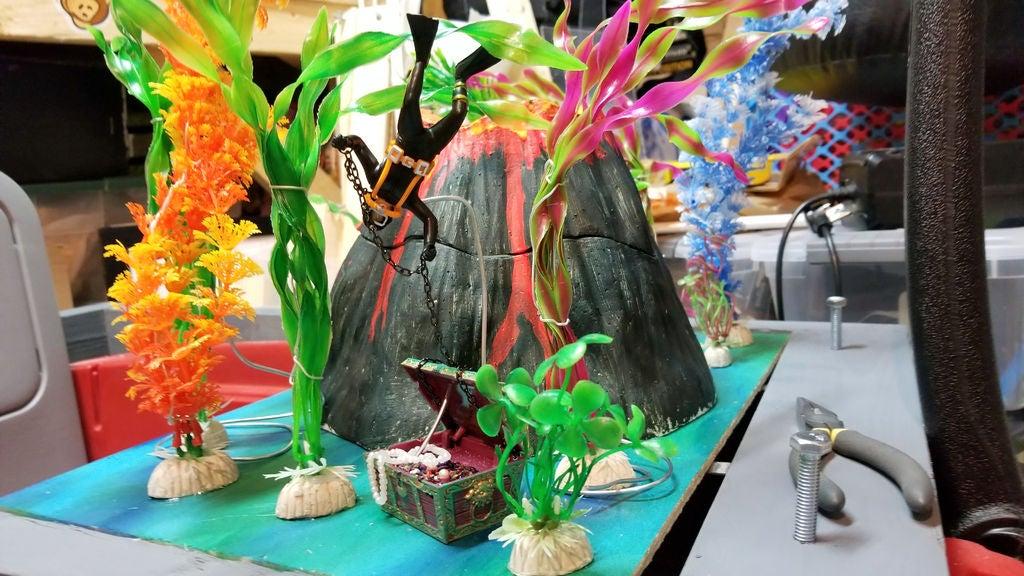 Picture of Part 6 - Decorate the Aquarium