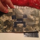 Creeper Duck Tape Wallet!