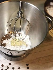Make the Dough: Step 1