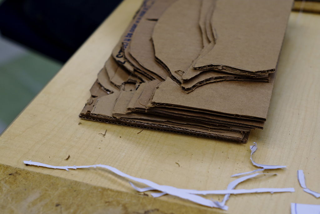 Picture of Elaborate: Cut the Cardboard Layers