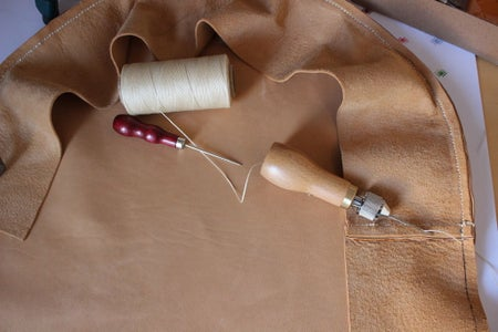 Sewing, Sewing, Sewing...
