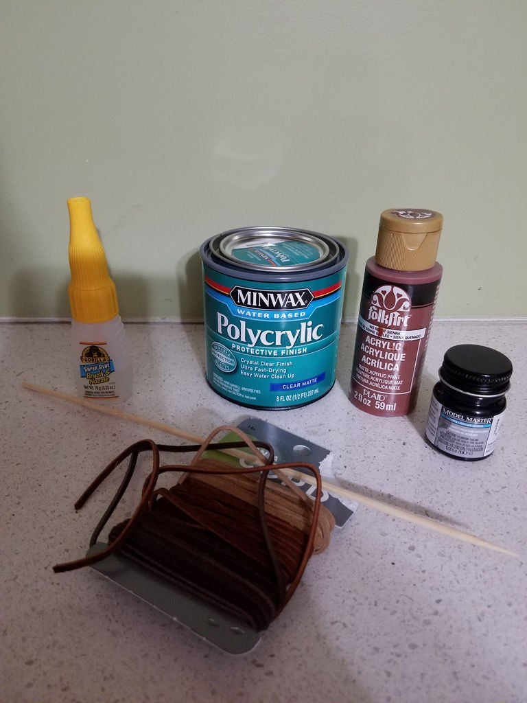 Picture of Painting and Accessorizing