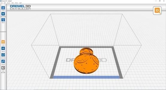 3D Printing Our BB-8 Cookie Cutter