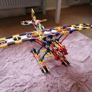 Knex Seaplane