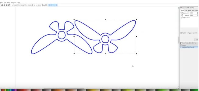 Designing the Wings