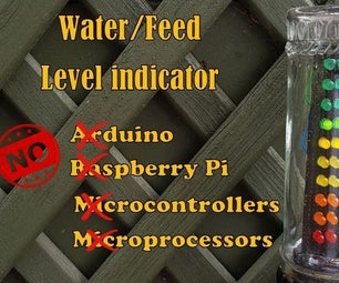 Water/Feed Level Indicators