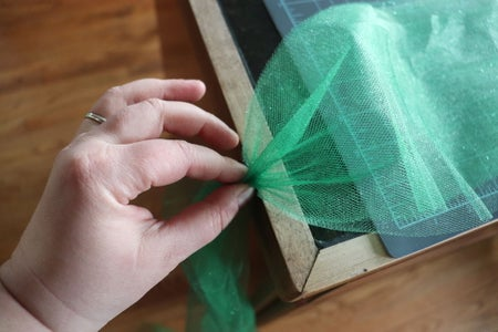 Gathering the Tulle