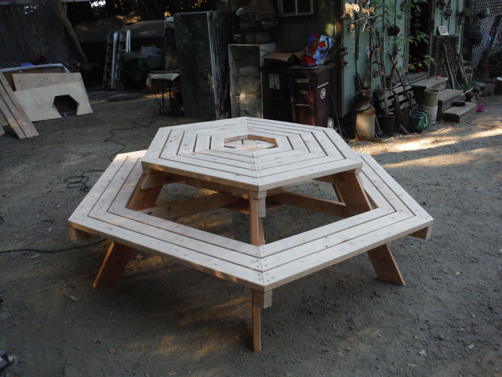 Picture of Sand Seats and Tabletop