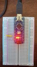 Test the Arduino Nano or Mega