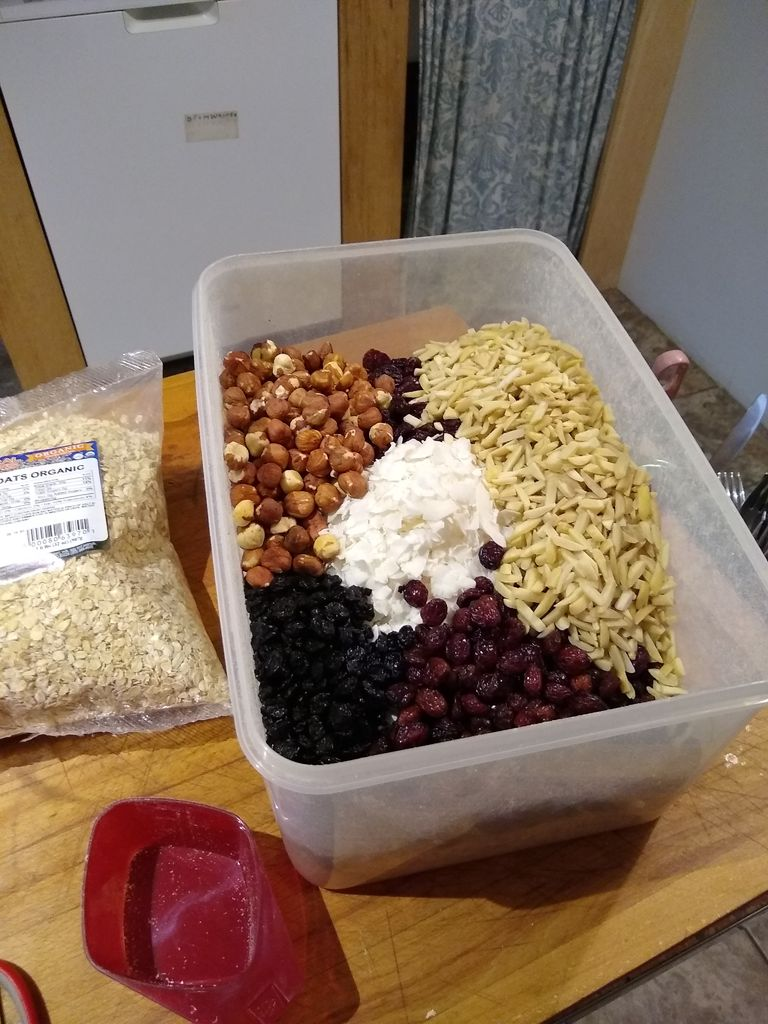 Picture of Premade Oatmeal
