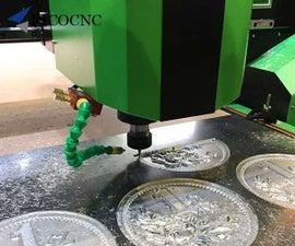 Aluminum Engraving