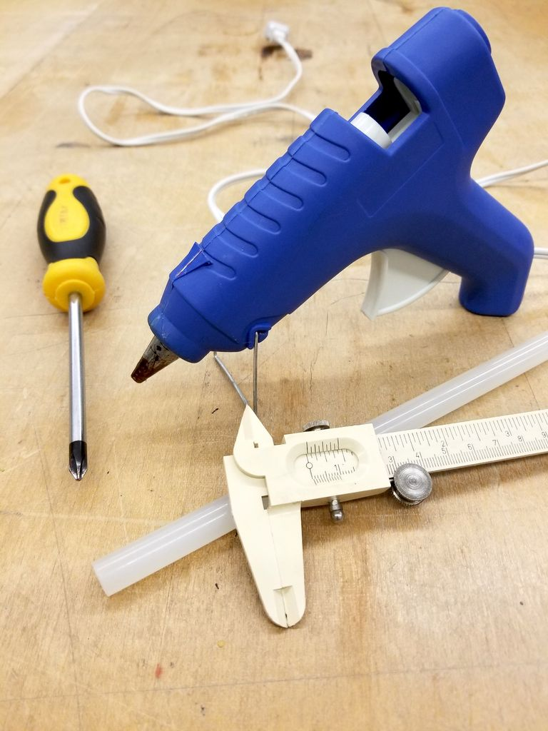 Picture of Hot Glue Stick Support Extension