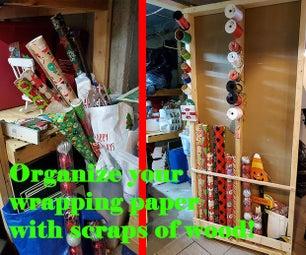 礼品包装壁挂管理器