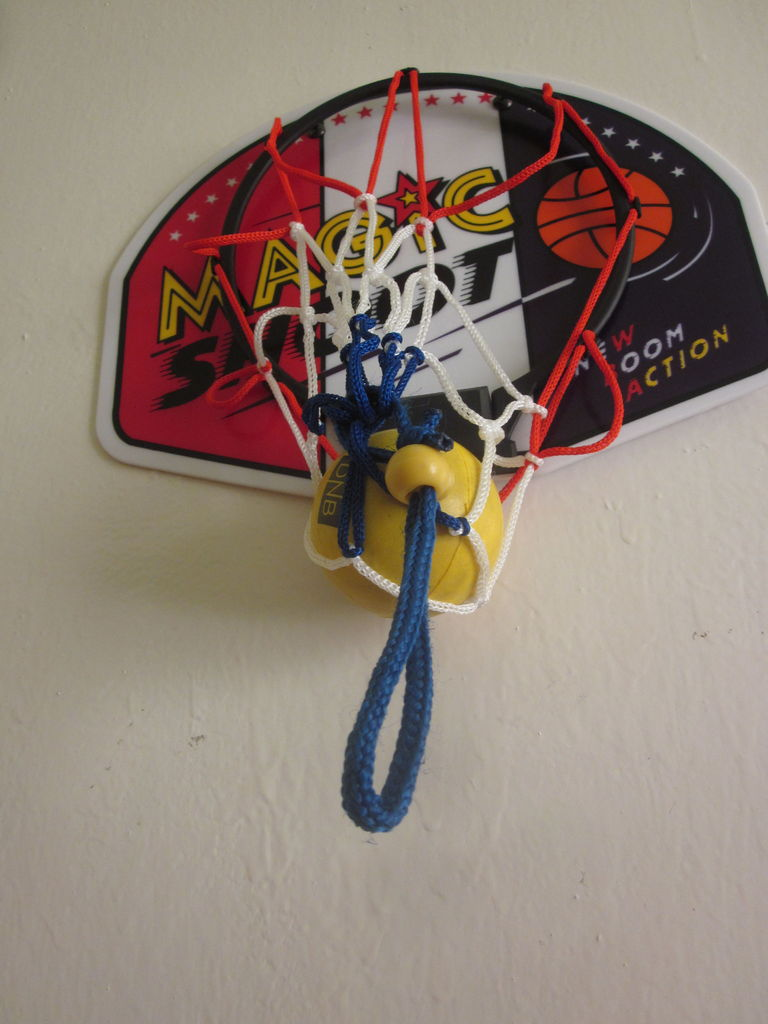 Picture of Indoor Basket-Ball Holder