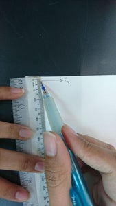 Draw a Triangle With a 2cm Base