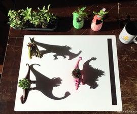 神话室内Plantersaur
